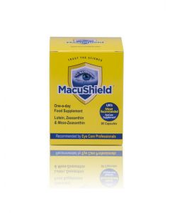 MacuShield Eye Supplements - 90 Caps