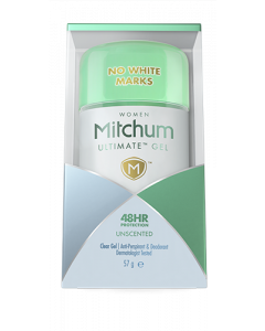 Mitchum Women Ultimate Unscented Gel Anti-Persirant & Deodorant Cream 57g