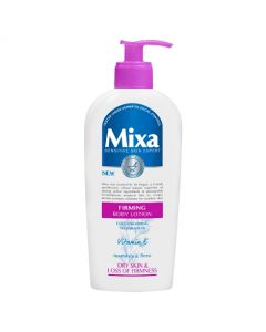 Mixa Firming Body Lotion Pump Bottle