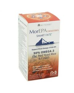 MorEpa Cholesterol Smart Fats - 30 Softgels