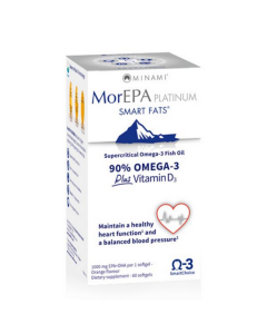 MorEPA Platinium Smart Fats x 60 soft-gels