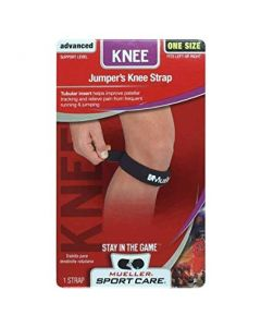 Mueller Jumpers Knee Strap - Black