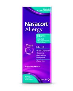 Nasacort Non Drowsy Allergy Nasal Spray 55mcg