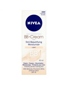 Nivea BB Cream 50ml-Light