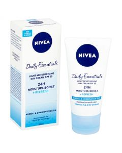 Nivea Daily Essentials Light Moisturising Day Cream 50ml