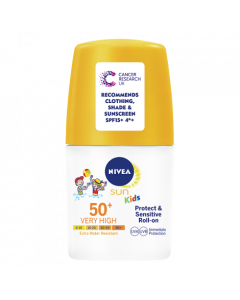 Nivea Sun Kids Protect & Sensitive Roll-On SPF50+ 50ml