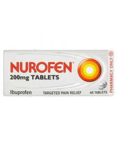 Nurofen 200mg 48 Tablets