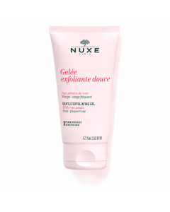 Nuxe Gentle Exfoliating Gel with Rose Petals 75ml