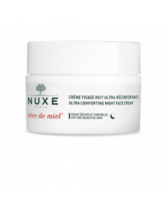Nuxe Rêve de Miel Ultra-Comfortable Face Cream - Night replenishes lipids