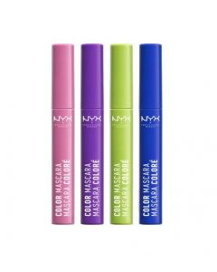 NYX Professional Makeup Color Mascara