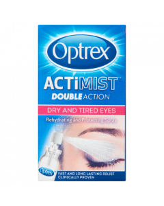 Optrex Actimist Eye Spray for Dry-Irritated Eyes 10ml
