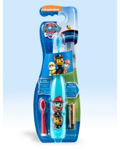 Paw Patrol Electric Toothbrush with Replacement Head and Batery