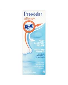 Prevalin Hay Fever Allergy Spray - Adults