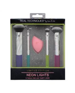 Real Techniques Neon Lights Limited Edition Brush Gift Set
