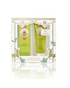 Roger And Gallet Coffret Osmanthus Eau de Toilette 2 Piece Gift Set