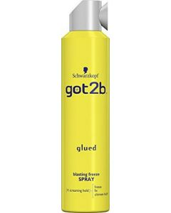 Schwarzkopf Got2b Glued Blasting Freeze Spray 300ml