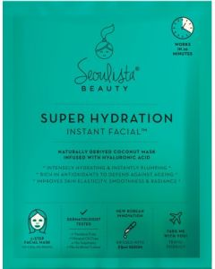 Seoulista Super Hydration Instant Facial