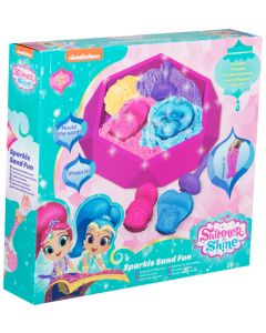 Nickelodeon Shimmer and Shine Sparkle Sand Fun