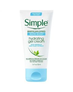 Simple Water Boost Hydrating Gel Cream 50ml
