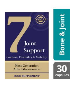 Solgar  No. 7 Joint Support And Mobility - 30 Caps