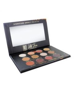 SOSU by Suzanne Jackson Hot Fire Signature Smoky Eyeshadow Palette