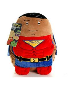 Spuddy Super Heros Novelty Potato Cushion - Superman Spuddy
