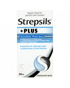 Strepsils Plus Spray 20ml