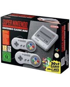 Super Nintendo Entertainment System Classic Mini Snes