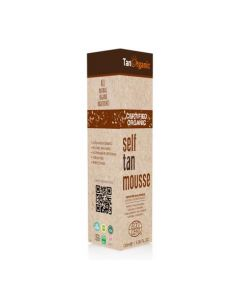 TanOrganic Self-Tan Mousse