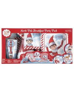 The Elf on The Shelf - North Pole Breakfast Party Pack