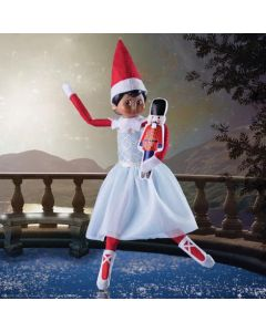 The Elf on The Shelf Snowy Sugar - Plum Duo Outfit Elf not included