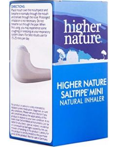 The Higher Nature Saltpipe