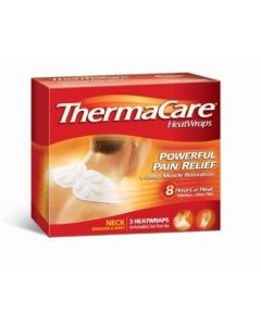 ThermaCare Heat Wraps - Neck Wrist & Shoulder (3)