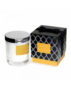 Tipperary Crystal Candle Cinnamon & Ginger