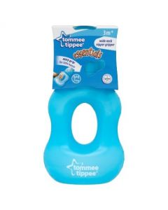 Tommee Tippee Essentials Nipper Gripper Bottle 240ml - Buy online at Mc Cabes Pharmacy Ireland
