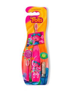Trolls Electric  Tooth Brush