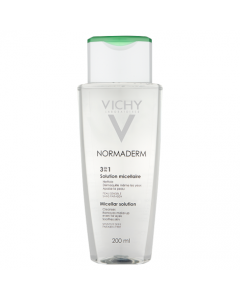 Vichy Normaderm 3-in-1 Micellar Solution 200ml