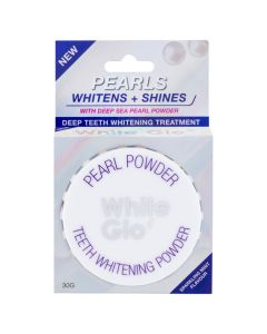 White Glo Pearl Polishing Powder 30G