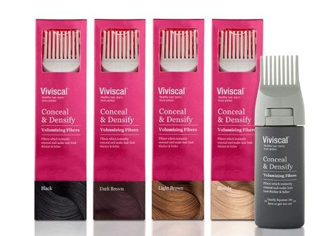 Viviscal Conceal assorted colours