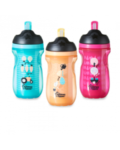Tommee Tippee Explora 12m+ Active Straw Cup