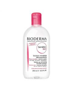 Bioderma Sensibio H20 Make-Up Removing Micellair Solution - 250ml