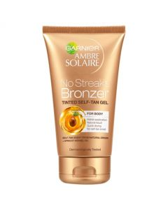 Garnier Ambre Solaire Tinted Self-Tan Gel Sun To Wear 150ml