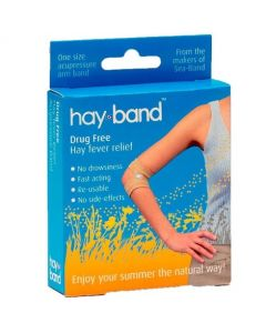 Helps relieve the symptoms of Hay Fever and Headache pain. Can be used by anyone