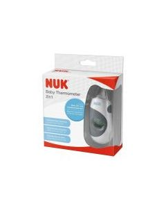 NUK 2 in 1 Thermometer