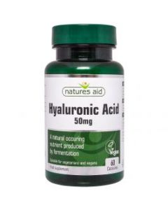 Natures Aid Hyaluronic Acid 50mg (60)