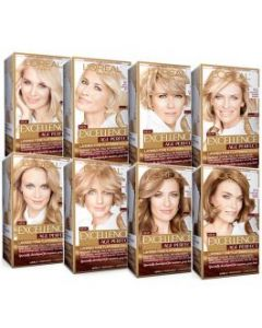 L'Oreal Excellence Age Perfect Hair Colour Range