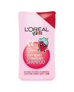L'Oreal Paris Kids Very Berry Strawberry Shampoo 250ml