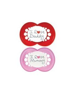 MAM Style Soother 6+ Months Twin Pack