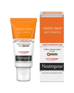 Neutrogena Visibly Clear Fast Action Gel 15ml