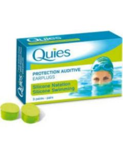 Quies Silicone Ear PLugs for Swimmers